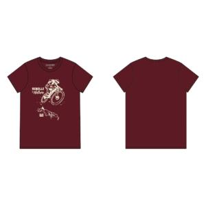 t-shirt Rebelle de nature