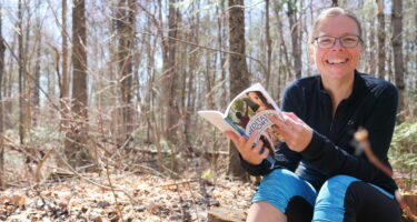 Mireille Masse : meditation sportive