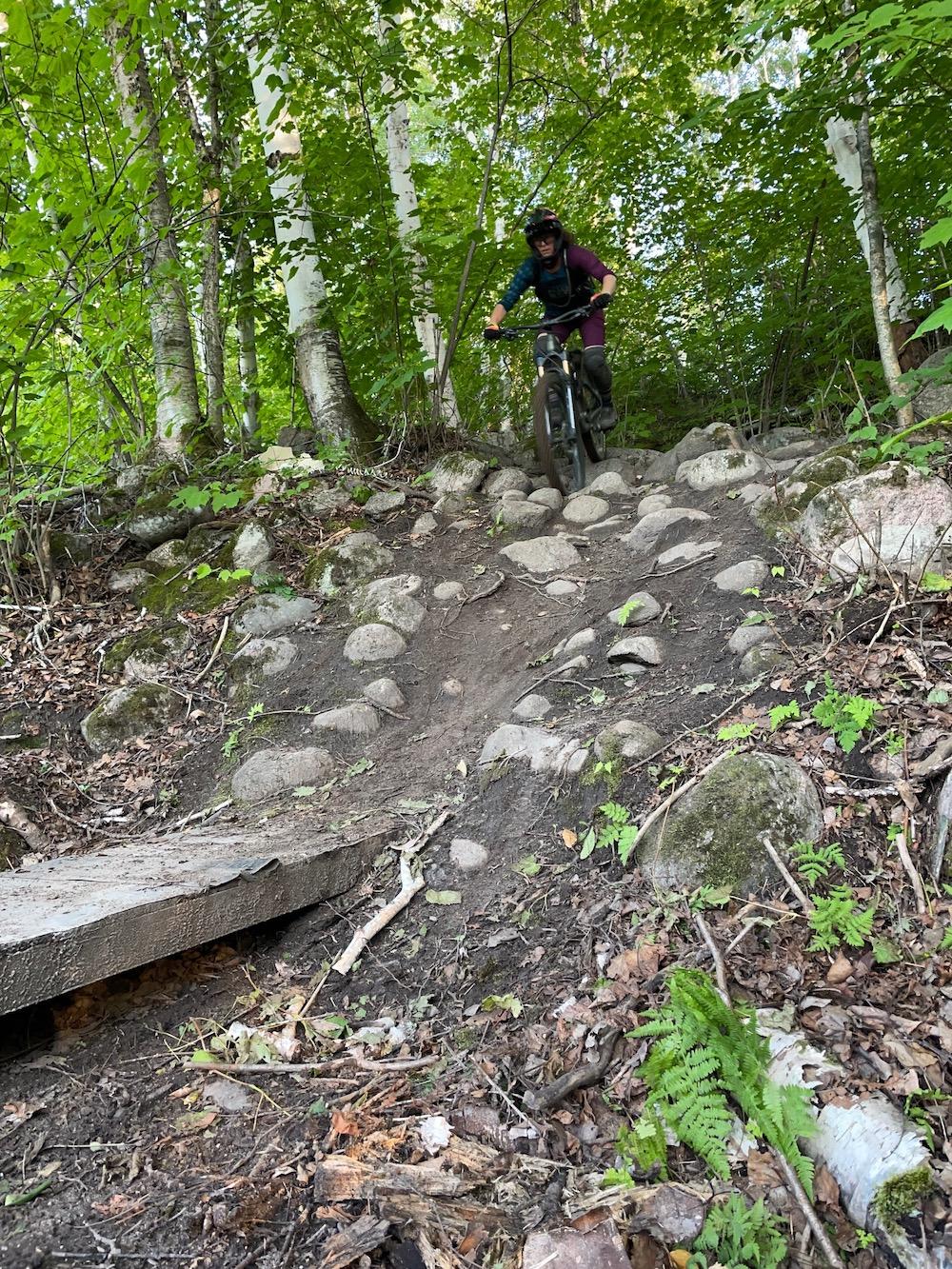 Sentier 5 Jardin de roches